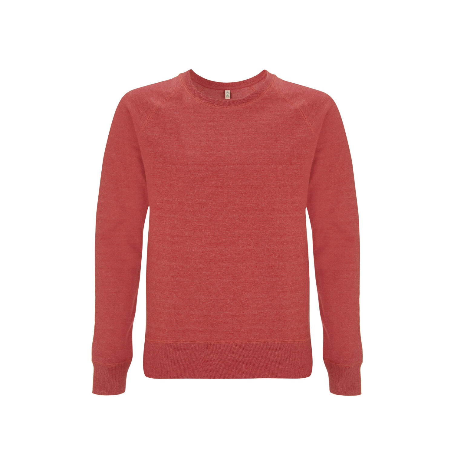 Unisex Salvage Organic Sweatshirt (Red)