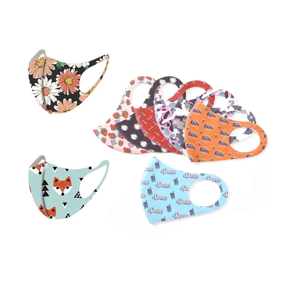 Single Ply Comfort Mask Full Colour