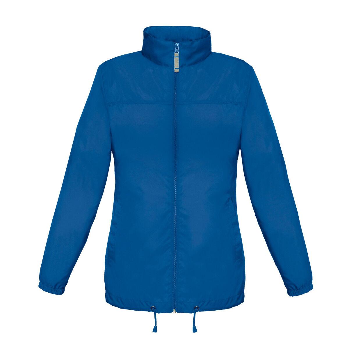 B&C Sirocco Lightweight Jacket (Blue)