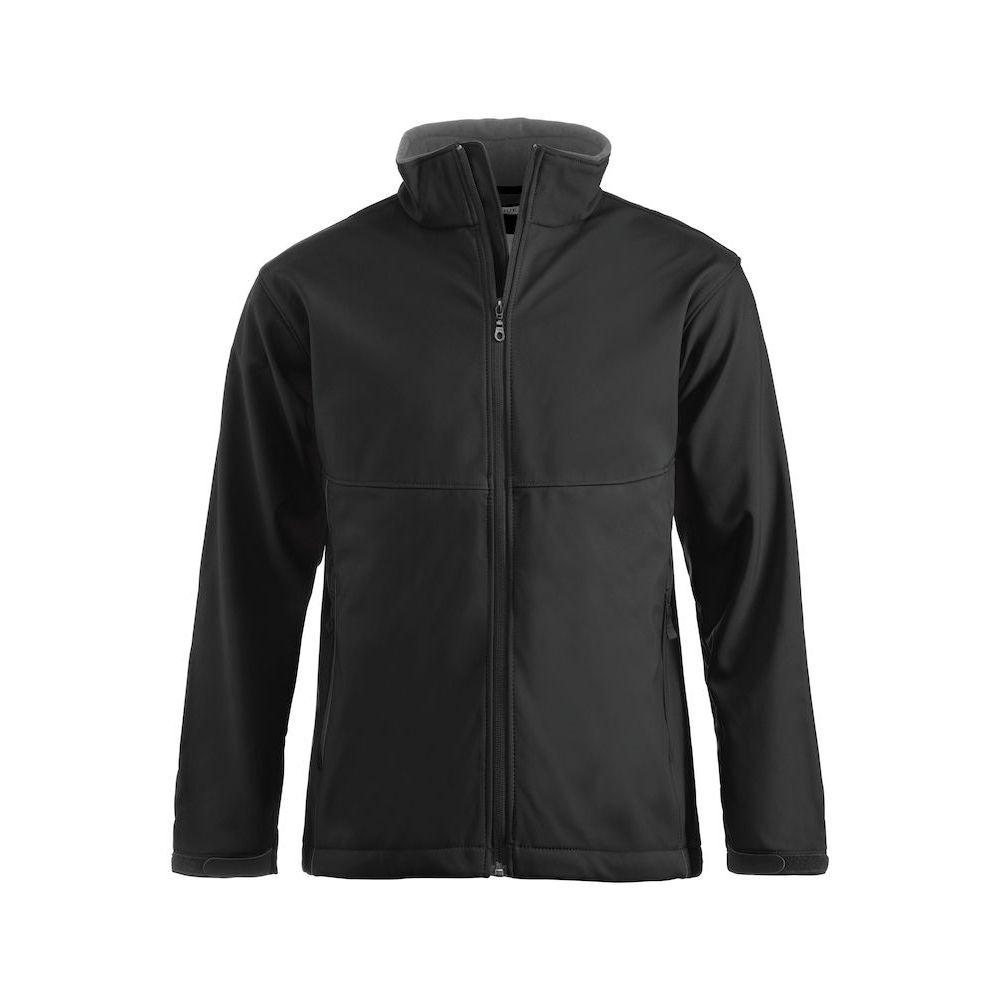 Clique Softshell Outdoor Jackets - Black