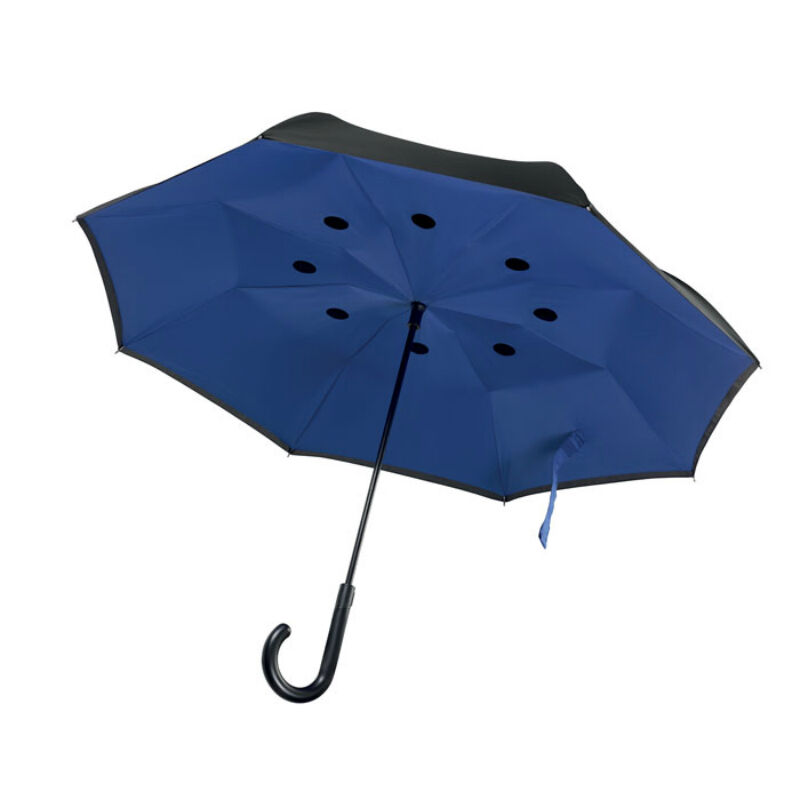 Umbrella Reversible Open (Blue)