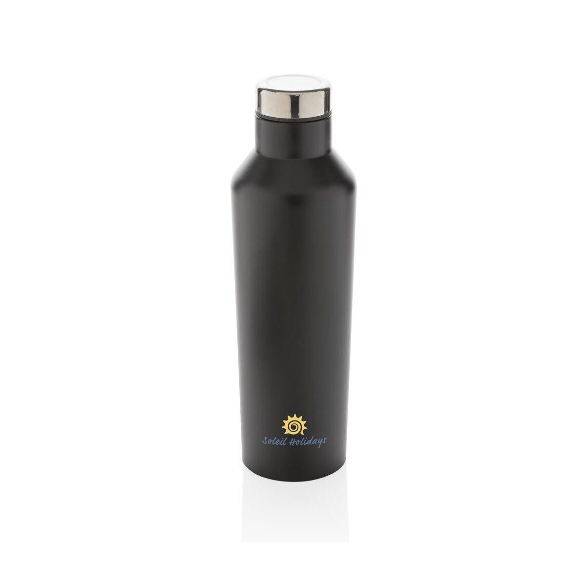 Auckland vacuum Stainless Steel Bottle - Black