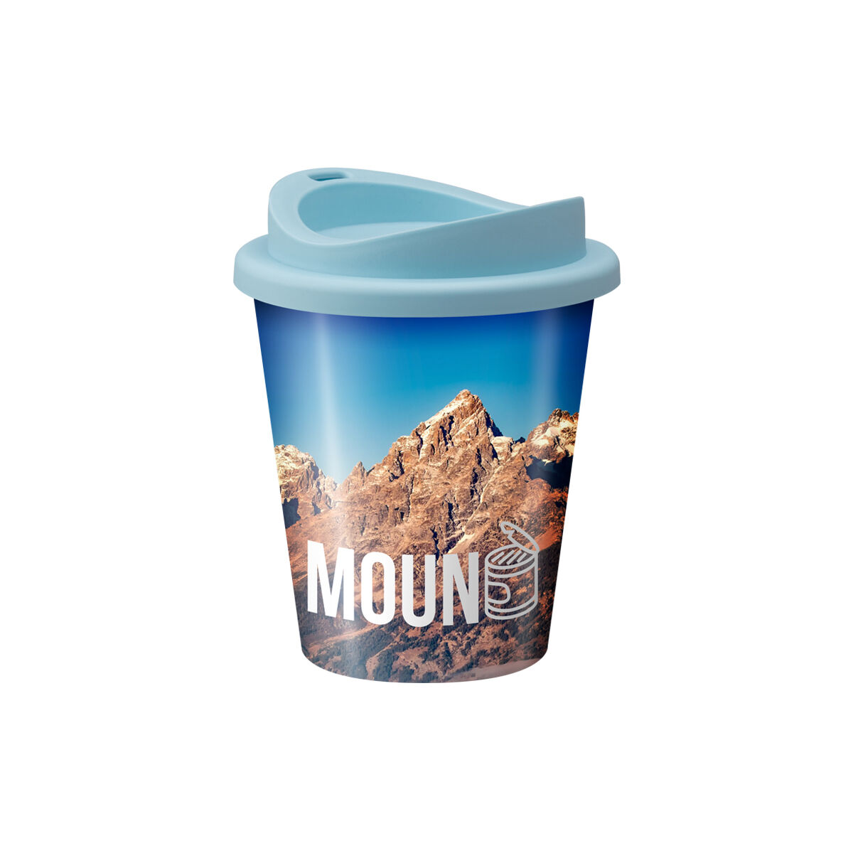Vending Coffee Cups with full colour print