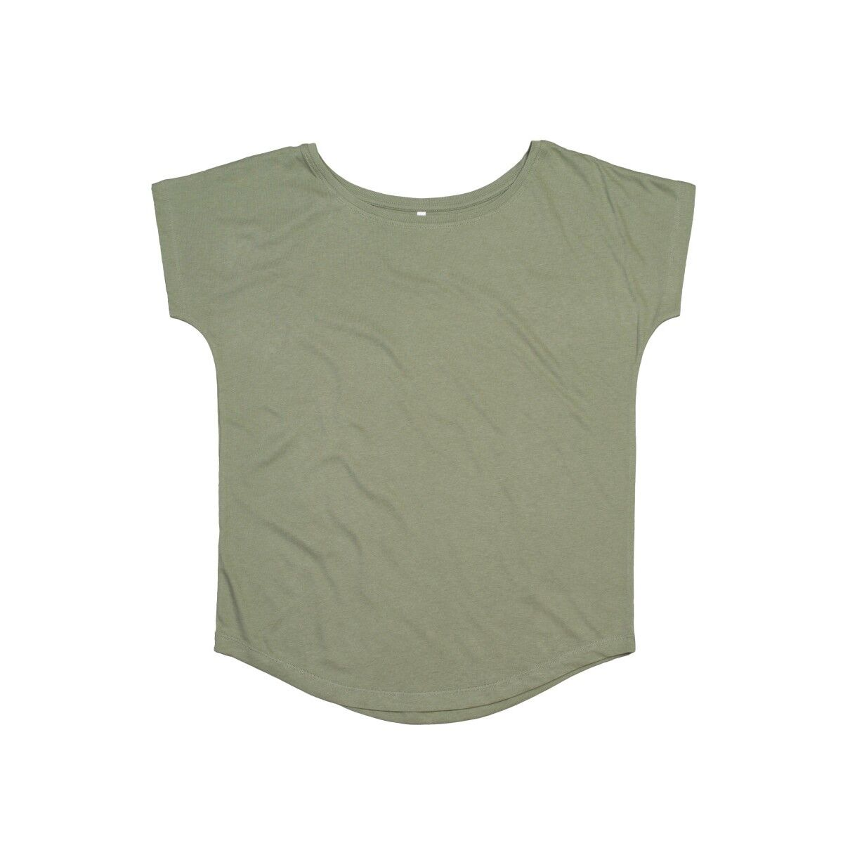 Womens Mantis Loose Fit T-shirt -  Soft Olive