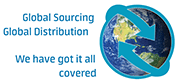 Global sourcing logo