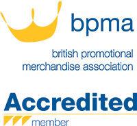 BPMA accredited partner badge for Navillus Print Pens